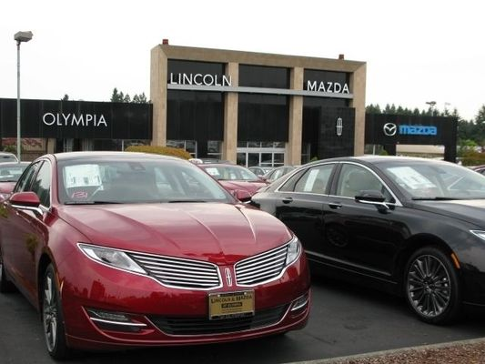Lincoln & Mazda of Olympia - 09.06.15