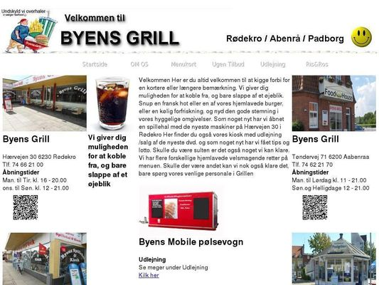 Byens Grill - 25.11.13