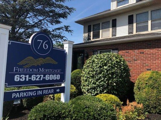 Freedom Mortgage - Patchogue - 16.07.18