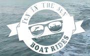 Fun in the sun boat rides - 20.06.17