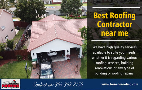 Tornado Roofing & Contracting - 18.03.19