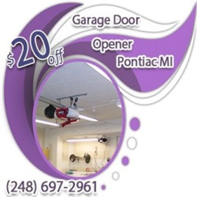 Garage Door Opener PONTIAC MI - 18.03.19