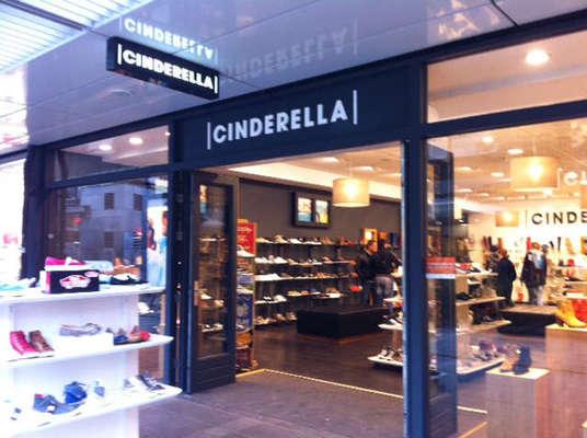 b5132a0cdcc Cinderella Schoenen - Rotterdam, Nederland - Schoenwinkel