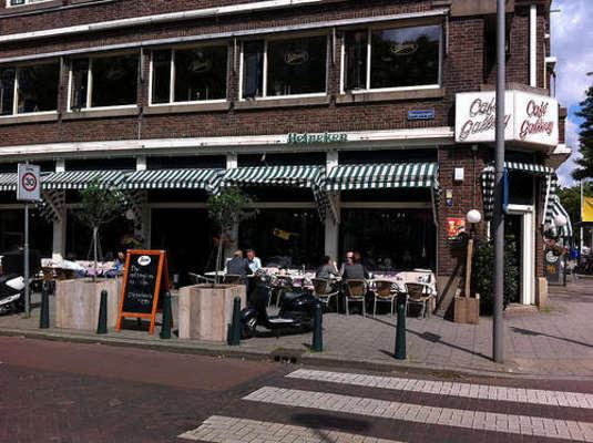 Café Brasserie Gallery - 16.08.11