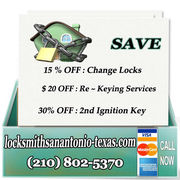 Locksmith  San Antonio texas - 05.03.15