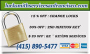 San Francisco Locksmithing