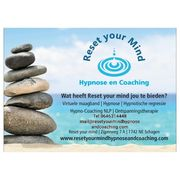 Reset your Mind Hypnose en Coaching - 07.11.20