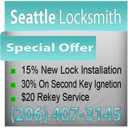 24 Hour Locksmith Seattle Photo