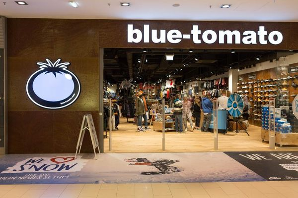 Blue Tomato Shop Seiersberg - 24.05.18