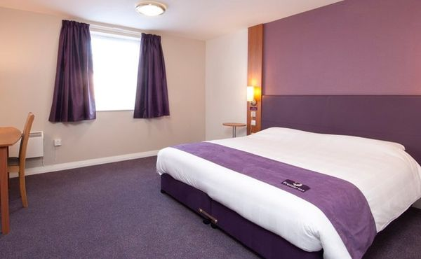 Premier Inn Sheffield City Centre (St Mary's Gate) hotel - 16.11.19
