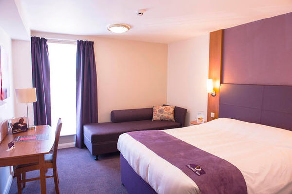 Premier Inn Sheffield (Meadowhall) hotel - 19.11.19