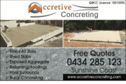 Accretive Concreting - 05.02.20