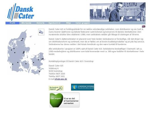 Dansk Cater A/S - 23.11.13