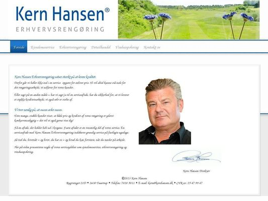 Kern Hansen Business Service - 22.11.13