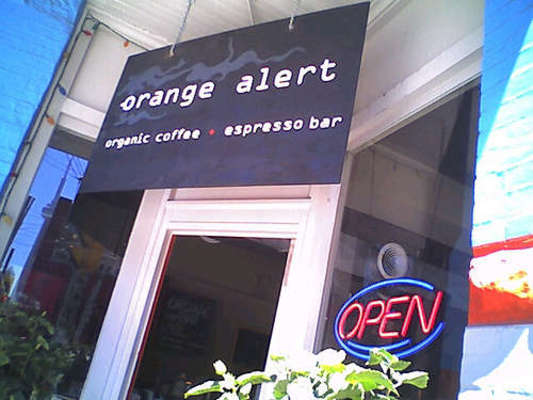 Orange Alert Coffee - 28.06.11