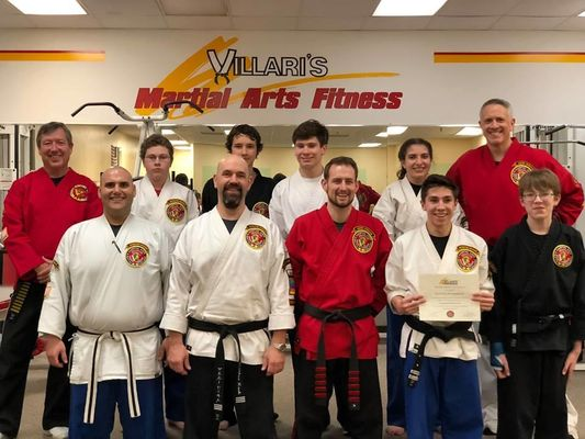 Villari's Martial Arts Centers - Torrington CT - 24.07.18