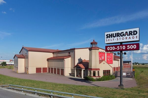 Shurgard Self-Storage Uppsala - 13.07.17