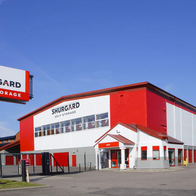 Shurgard Self-Storage Högsbo - 12.12.19