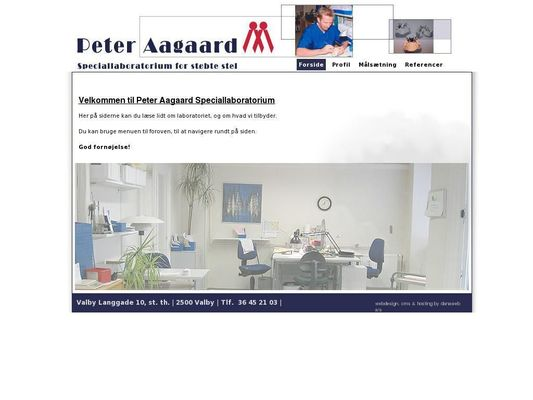 Aagaard Peter Speciallaboratorium - 23.11.13
