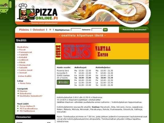 Pizzeria Sero - 07.03.13