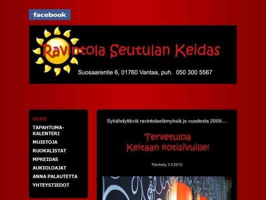 Ravintola Seutulan Keidas - 08.03.13