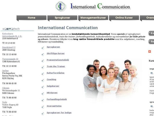 International Communication - 23.11.13