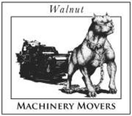 Walnut Machinery Movers - 16.01.13