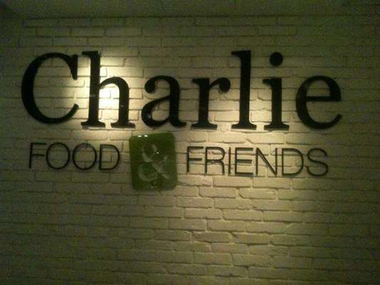 Charlie Food & Friends  - 20.09.12
