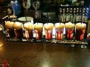Rozbiegówka Shot Bar