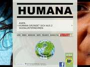 HUMANA People to People - Second Hand Mode - 11.03.13