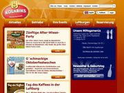 Kolariks Praterfee Restaurant Biergarten