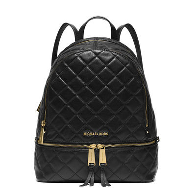 MICHAEL Michael Kors Rhea Quilted Backpack Black - 19.10.18