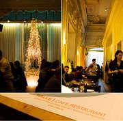 HALLE Café-Restaurant der Kunsthalle Wien