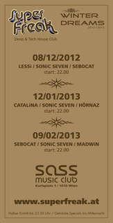 SASS Music Club