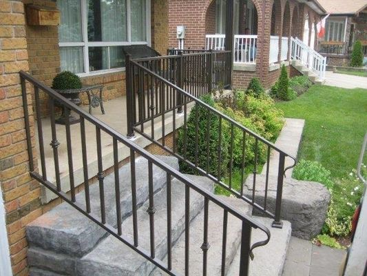 CPL Aluminum Railings - 31.01.18
